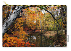 In Dreams Of Autumn Carry-all Pouch