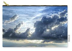 In Heaven's Light - Beach Ocean Art By Sharon Cummings Carry-all Pouch