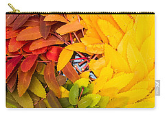 In Living Color Carry-all Pouch by Aaron Aldrich