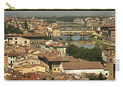 In Love With Firenze - 1 Carry-all Pouch