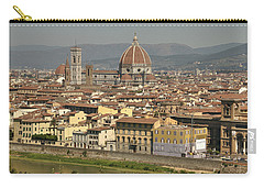 In Love With Firenze - 2 Carry-all Pouch