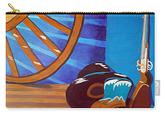 In Memory Of Cowboys Carry-all Pouch