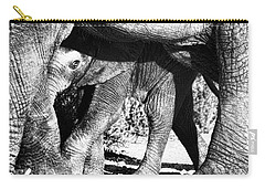 In Mother's Shadow Carry-all Pouch