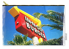 In-n-out Burger Carry-all Pouch