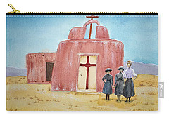 In Old New Mexico II Carry-all Pouch by Michele Myers