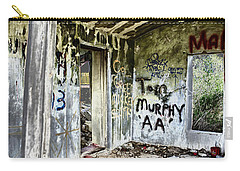 In Ruins Carry-all Pouch by Erika Weber