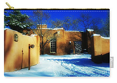 in Santa Fe NM Carry-all Pouch