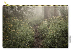 In Silence Carry-all Pouch