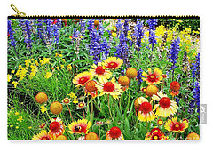 In The Garden Carry-all Pouch