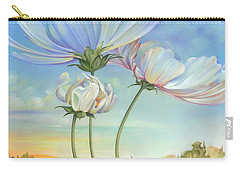 In The Half-shadow Of Wild Flowers Carry-all Pouch