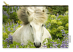In The Lupine Carry-all Pouch