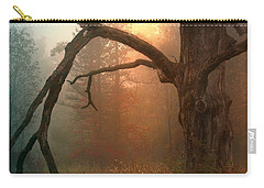 In The Stillness Carry-all Pouch by Rob Blair