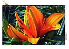 In The Tropics Carry-all Pouch