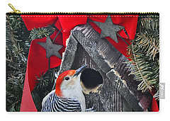 Carry-all Pouch featuring the photograph In Time For Christmas by Nava Thompson
