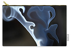 Incense Smoke Dance - Smoke - Dance Carry-all Pouch