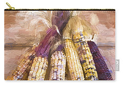 Indian Corn Carry-all Pouches