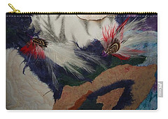 Indian Dancer Carry-all Pouch
