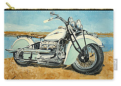 Indian Four 1941 Carry-all Pouch