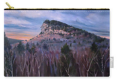 Indian Head In Lincoln New Hampshire Carry-all Pouch