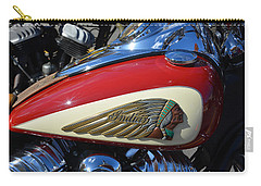 Indian Motorcycle Gas Tank Carry-all Pouch