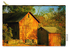 Indian Summer In October Carry-all Pouch