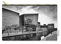 Indiana State Museum Carry-all Pouch by David Haskett