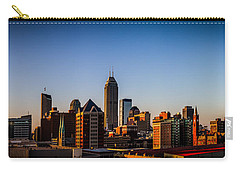 Indianapolis Skyline - South Carry-all Pouch