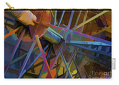 Industrial Light And Magic Carry-all Pouch by Gary Holmes