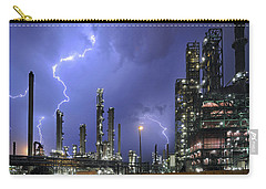 Lightning Carry-all Pouch by Arterra Picture Library