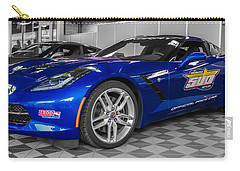 Indy 500 Corvette Pace Car Carry-all Pouch