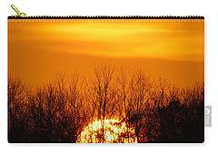Inferno In The Trees Carry-all Pouch