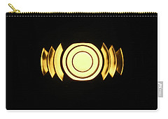 Infinite Gold By Jan Marvin Carry-all Pouch