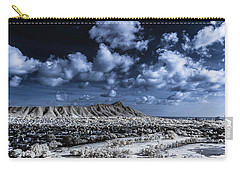 Infrared Diamond Head Carry-all Pouch