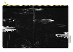 Infrared - Water Lily 03 Carry-all Pouch by Pamela Critchlow