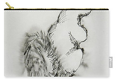 Ink Squirrel Carry-all Pouch