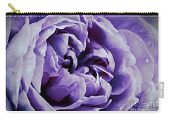 Lavender Motive Carry-all Pouch
