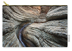 Inner Sanctum Carry-all Pouch by Inge Johnsson