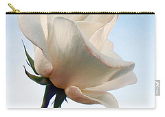 Carry-all Pouch featuring the photograph Innocence by Deb Halloran