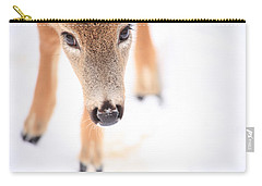 Innocent Eyes Carry-all Pouch by Karol Livote