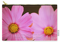 Inspirational Flower 2 Carry-all Pouch