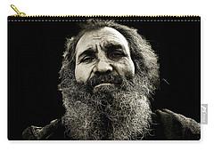 Intense Portrait Carry-all Pouch