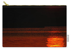 Intense Sunset Carry-all Pouch