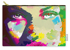 Intensity Carry-all Pouch by Anthony Mwangi