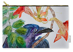 Intent Carry-all Pouch by Beverley Harper Tinsley