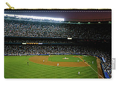 Interiors Of A Stadium, Yankee Stadium Carry-all Pouch