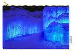 Into The Blue Carry-all Pouch by Greg Fortier
