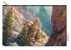 Into The Canyon Carry-all Pouch