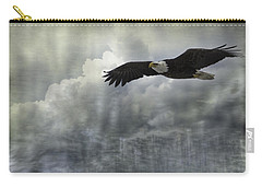 Into The Heavens Carry-all Pouch by Thomas Young
