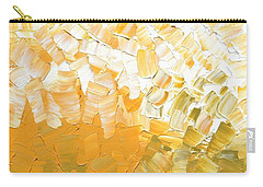 Carry-all Pouch featuring the painting Into The Light by Linda Bailey