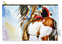 Into The Promised Land Carry-all Pouch